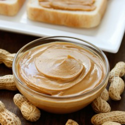 Smooth Roasted Peanut Butter - 1kg
