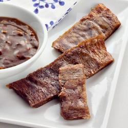 Primal Strips - Texas BBQ Vegan Jerky