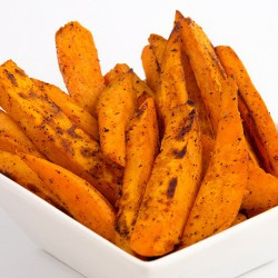 Peeled Chunky Sweet Potato Chips - 500g ***DELISTED***
