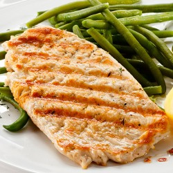 2 x 170g Lean Turkey Breast Steaks