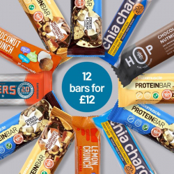 12 Protein Bars for £12.00