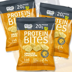 Chicken Protein Crisps - 10 Bags