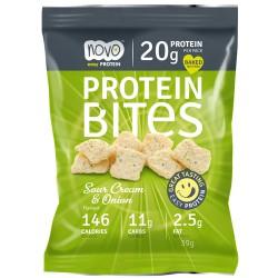 Sour Cream Protein Crisps - 20g Protein