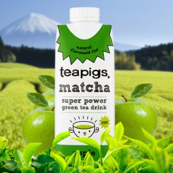 Matcha Green Tea - Apple