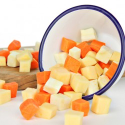 Swede, Carrot & Parsnip Mix - 500g ***DELISTED***