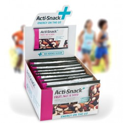 Acti-Snack Fruit, Nut & Seed 12 x 40g