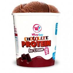 Wheyhey Chocolate Ice Cream - 500ml
