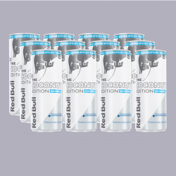 Red Bull Sugar Free- Coconut & Berry Edition 250ml - 12 Pack