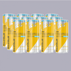 Red Bull Sugar Free- Tropical Edition 250ml - 12 Pack