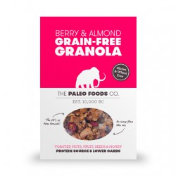 Berry & Almond Paleo Granola - 300g