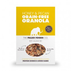 Honey & Pecan Paleo Granola - 300g