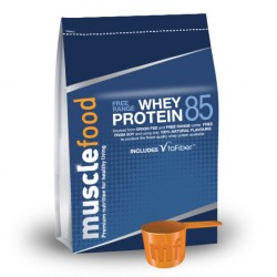 Vanilla Whey Protein 80 Concentrate - 1 kg -