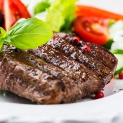 2 x 170g Great British Venison Steaks