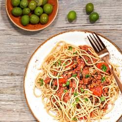 Spaghetti Ragu Bolognese - 397 Kcal