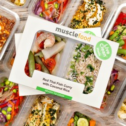 7x Red Thai Fish Curry Meals