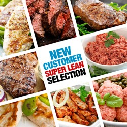 New Customer Super Lean Selection