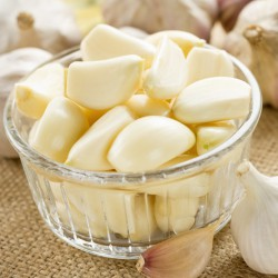 Ready Peeled Garlic Cloves - 250g ***DELISTED***