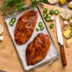 2 x 141g Jamaican Jerk Chicken Steaks