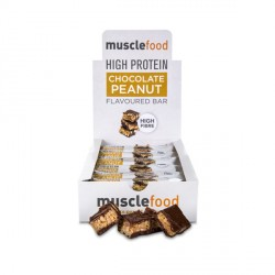 Chocolate Peanut Bar - 12 Pack