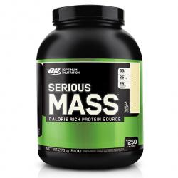 Optimum serious Mass 5.4Kg - Peanut Butter