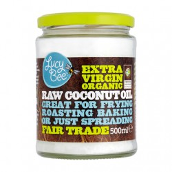 Lucy Bee Coconut Oil - 500 ml    ****DELISTED****