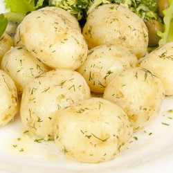 Peeled Baby Potatoes- 500g ***DELISTED***