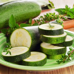 Sliced Courgettes - 500g ***DELISTED***