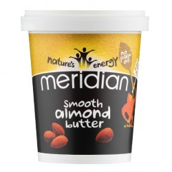 Meridian Smooth Almond Butter Spread 454g