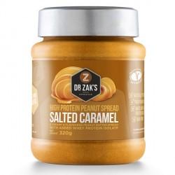 Dr Zaks Salted Caramel Peanut Butter - 320g-320g