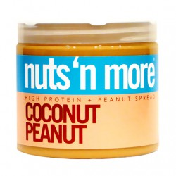 Nuts 'n More Coconut Peanut Butter - 454g****