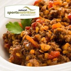 Indian Style Beef - 41g Protein