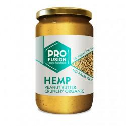 Pro Fusion Hemp Peanut Butter - 350g