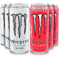 24 x 500ml Monster Energy Ultra ZERO Kcals