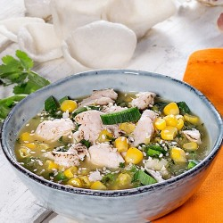 Easy Cook™ Chicken & Sweetcorn Soup - 400g