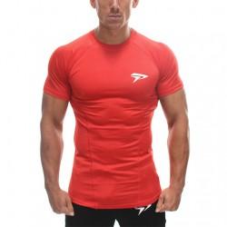 Physiq Genesis Shirt - Blood Red