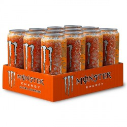 Monster Energy Ultra Sunrise Zero Calories 12x500ml