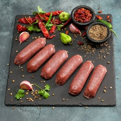 Buffalo Sausages - 360g ****