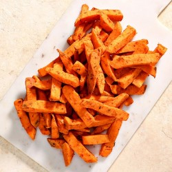 Peri Peri Sweet Potato Fries