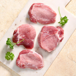 Pork Medallion Steaks - 400g
