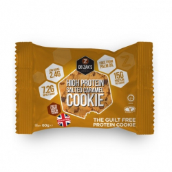 High Protein Cookie - Salted Caramel 12 x 60g