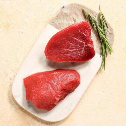 2 x 170g Matured Free Range Rump Steaks