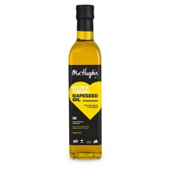 Mr Hugh's Extra Virgin Cold Pressed Rapeseed Oil 500ml