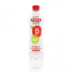 Get More Vitamin D - Still Mango and Passionfruit 500ml