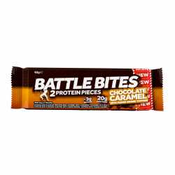 Battle Bites Protein Bar - Chocolate Caramel