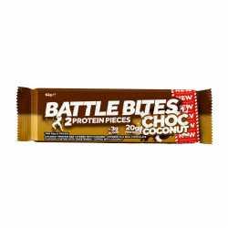 Battle Bites Protein Bar - Chocolate Coconut