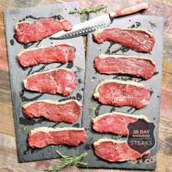 10 x The Heritage Range™ Sirloin Steaks