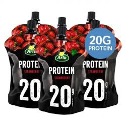 Arla Strawberry Protein Yoghurt - 6 Pack
