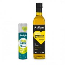 Mr Hugh's Rapeseed Cupboard Essentials