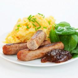 Virtually Fat Free Cumberland Sausages