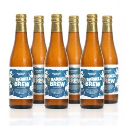Barbell Brew Beer - 6 Pack - DNU